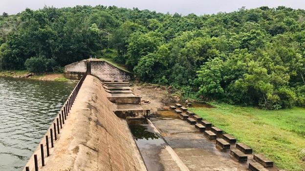 bhubaneshwar-Deras Dam
