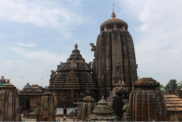 Bhubaneshwar-Lingaraj Temple