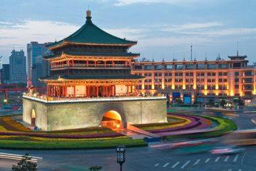 bell-tower-xian-china-priya-travels